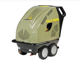 מכונת שטיפה בלחץ מים חמים מרכבה 200/15