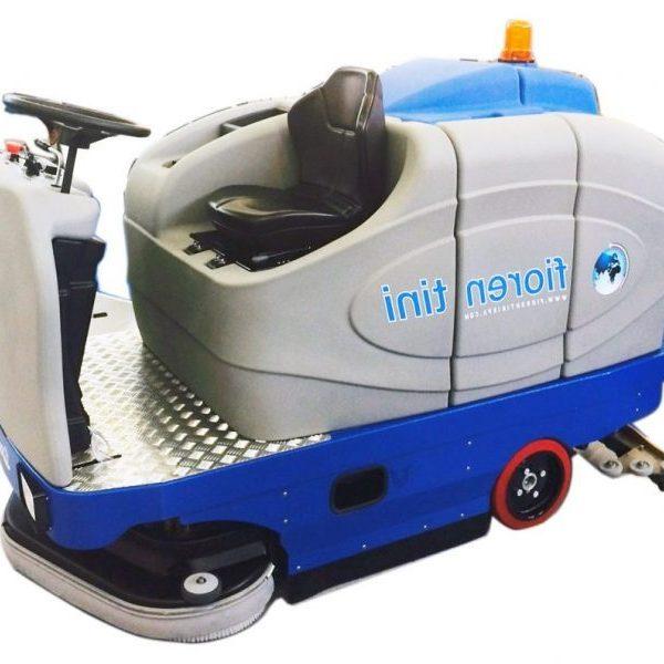 מכונת שטיפה רכובה דגם E42