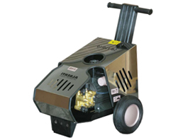 מכונת שטיפה בלחץ מים קרים 21 FLEXI