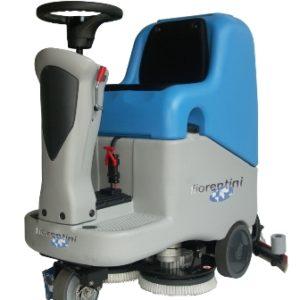 מכונת שטיפה רכובה דגם ECO SMILE 85