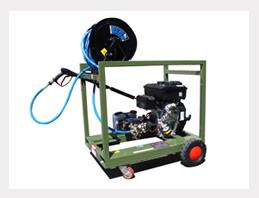 מכונת שטיפה בלחץ מנוע מיוחד